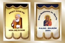 08b chorągiew św. o. Pio-MB Częst.