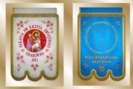 10a chorągiew_św. Józef-różaniec