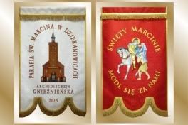 12 chorągiew św.Marcin