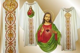 09a ornat_Serce Jezusa