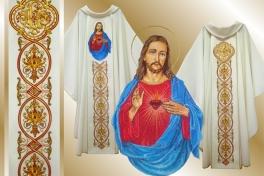 09a1 ornat_Serce Jezusa