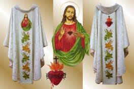09a2 ornat_Serce Jezusa