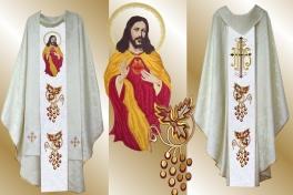 09d ornat_Serce Jezusa