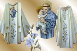 24 ornat św. Antoni