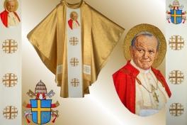 23a1 ornat_bł. Jan Paweł II _11 (złoty_w-jerozolimski)