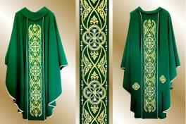 ornat papieski zielony (1)